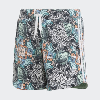 Zoo Shorts Multicolor / White D98911