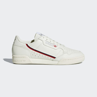 Continental 80 Shoes Beige / Off White / Scarlet B41680