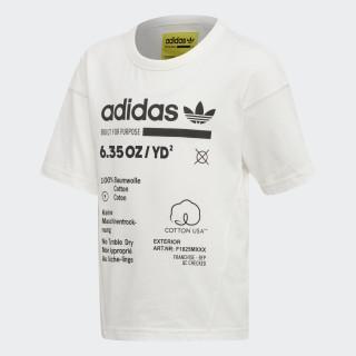 Kaval T-shirt Cloud White D98868