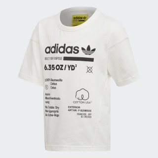 Kaval Tee Cloud White D98868