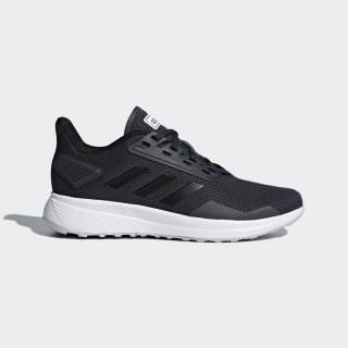 Duramo 9 Schoenen Carbon / Core Black / Grey Two B75990