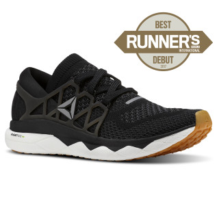 Reebok Floatride Run Black / Gravel / White / Gum CN7262