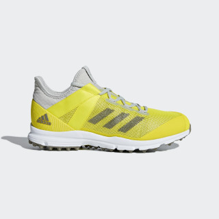 Zone Dox Shoes Ash Silver / Ftwr White / Shock Yellow AC8780