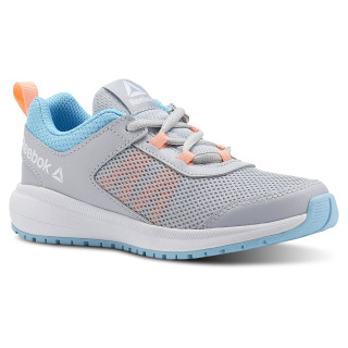 Reebok Road Supreme - Pre-School Cloud Grey / Digital Blue / Digital Pnk / White CN4197