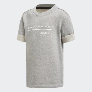 Camiseta EQT Terry MEDIUM GREY HEATHER BR7286