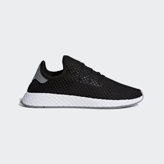 Sapatos Deerupt Runner Core Black / Core Black / Solar Red B41765