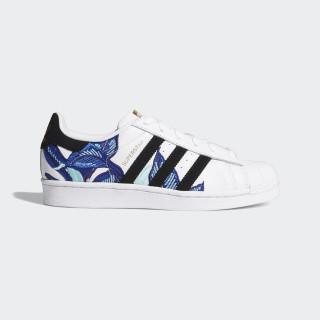 Superstar Shoes Purple / Core Black / Gold Met. B28014