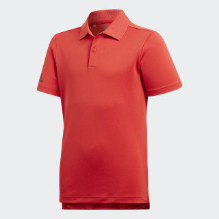 Tournament Polo Shirt Collegiate Red CX4871