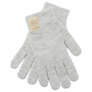 Classics Foundation Label Gloves Medium Grey Heather AX9993