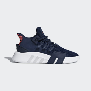 EQT Bask ADV Shoes Collegiate Navy / Collegiate Navy / Real Coral CQ2996