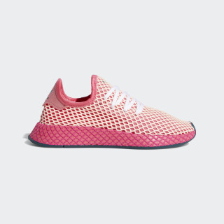Deerupt Runner Shoes Real Pink / Super Pop / Clear Orange D96979
