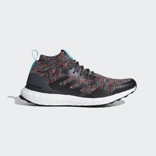 Ultraboost Mid Shoes Solid Grey / Solid Grey / Hi-Res Aqua G26843