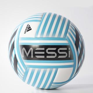 Balón Messi Glider WHITE/ENERGY BLUE S17/BLACK/LIGHT GREY BQ1364