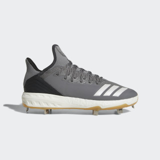 Boost Icon 4 Cleats Grey / Running White / Carbon CG5159