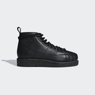 Superstar Luxe Boots Core Black / Core Black / Ftwr White AQ1250