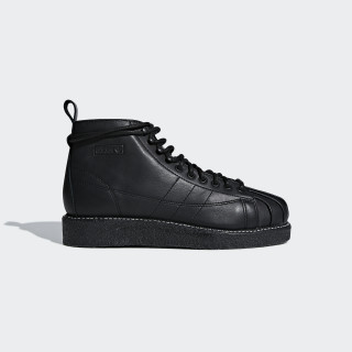 Superstar Luxe støvler Core Black / Core Black / Ftwr White AQ1250