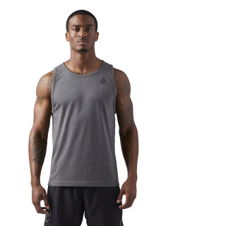 LES MILLS Dual Blend Tank Dgh Solid Grey CD6193