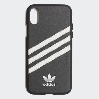Molded iPhone X Schutzhülle Black / White CK6171