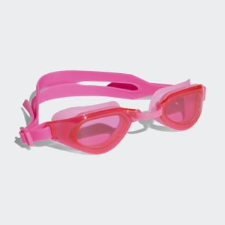 persistar fit unmirrored swim goggle junior Shock Pink/Shock Pink/White BR5828