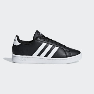Grand Court Shoes Core Black / Ftwr White / Core Black F36484