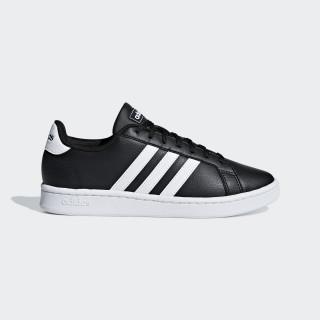 Sapatos Grand Court Core Black / Ftwr White / Core Black F36484