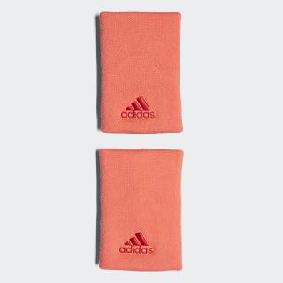 Tennis Polsband Large Flash Red / Scarlet DJ0927