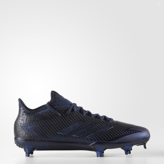 adizero Afterburner 4 Cleats Collegiate Navy / Collegiate Navy / Cloud White B39149
