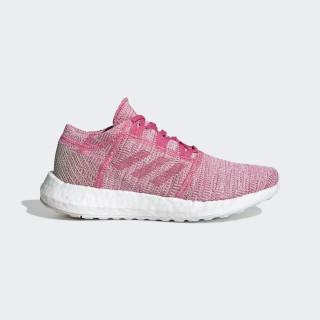 Pureboost Go Shoes Semi Solar Pink / Semi Solar Pink / Clear Brown F34010