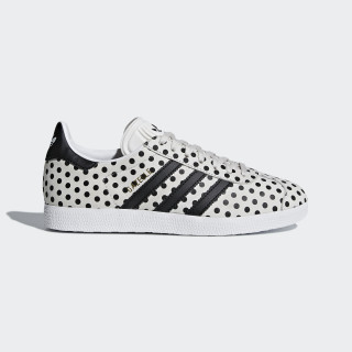 Zapatillas Gazelle CRYSTAL WHITE S16/CORE BLACK/FTWR WHITE CQ2179