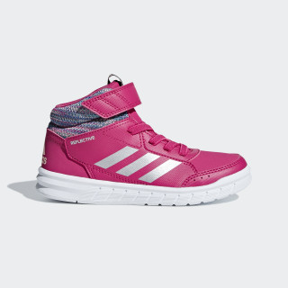 AltaSport Mid Beat the Winter Shoes Grey Five / Reflective Silver / Real Magenta AP9933