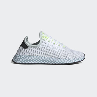 Deerupt Runner Schoenen Blue Tint / Ash Grey / Hi-Res Yellow CG6094