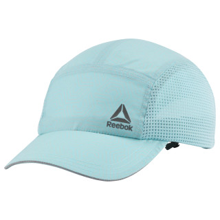 Run Perfect Graphic Hat Turquoise CW1613