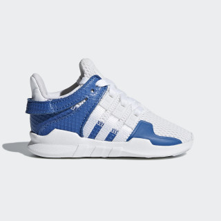 EQT Support ADV Shoes Ftwr White/Ftwr White/Trace Royal CQ2572