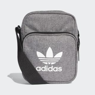 Casual Mini Tas Black / White D98927