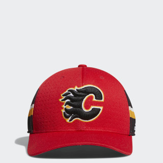 Casquette Flames Structured Flex Draft Red BZ8723