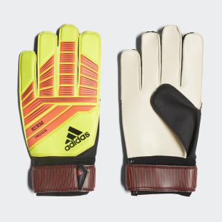 Predator Training Gloves Solar Yellow / Solar Red / Black CW5601