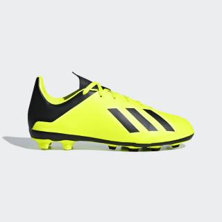 Zapatos de Fútbol X 18.4 Múltiples Terrenos SOLAR YELLOW/CORE BLACK/SOLAR YELLOW DB2420