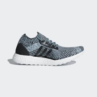 Ultraboost X Parley Shoes Carbon/Carbon/Blue Spirit DB0641