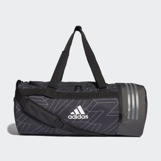 Core Duffelbag Black / Grey Four / White CY7008