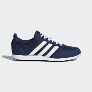V Racer 2.0 Shoes Dark Blue / Ftwr White / Ftwr White B75795