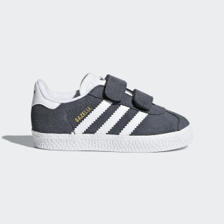 Gazelle Shoes Dgh Solid Grey/Ftwr White/Ftwr White CQ3140