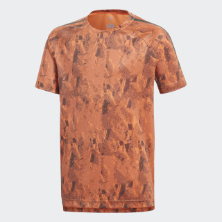 Training Cool Tee Hi-Res Orange/Carbon/Black CF7097