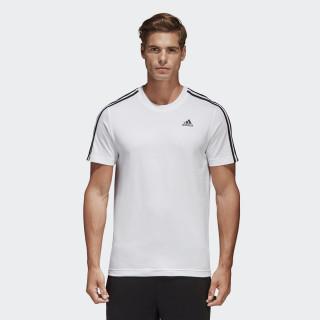 Essentials Classics 3-Streifen T-Shirt White S98716