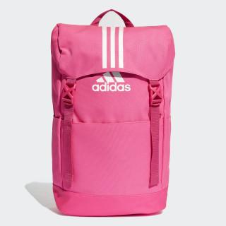 3-Stripes Backpack shock pink / white / white DM7792