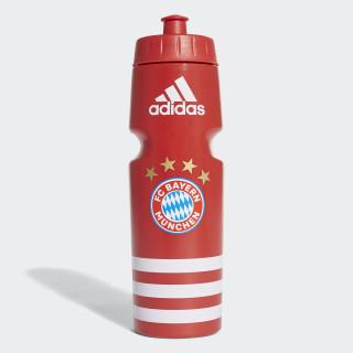 FC Bayern Bottle 750 mL Fcb True Red / White DI0229