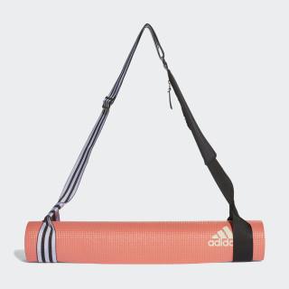 Sangle pour tapis de yoga Black / White / Night Met. CZ2353