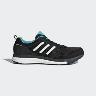 Adizero Tempo 9 Shoes Core Black / Hi-Res Aqua / Mystery Ink BB6649