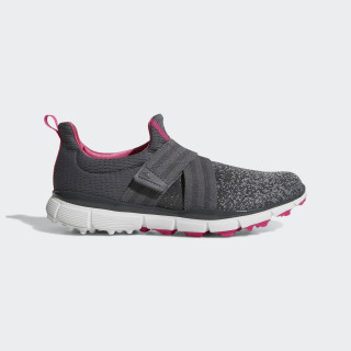 Climacool Knit Shoes Grey / Grey / Shock Pink Q44893
