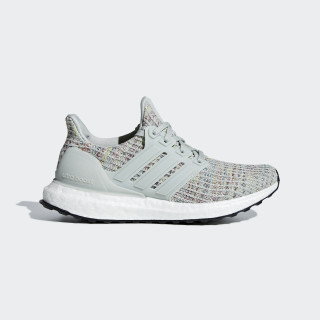 Ultraboost Shoes Ash Silver / Carbon / Core Black B43515