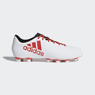 Chaussure X 17.4 multi-surfaces Cloud White / Real Coral / Core Black CP9196